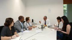 Reunião Políticas Inclusão