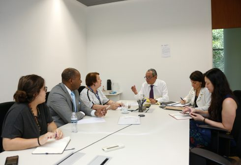 Reunião Comissão Acompanhamento Políticas Inclusão