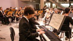 Apresentação da Orquestra Sinfônica da USP (Osusp), com participação do maestro espanhol Alexis Soriano e um programa em homenagem aos 150 anos da morte do compositor espanhol Enrique Granados.