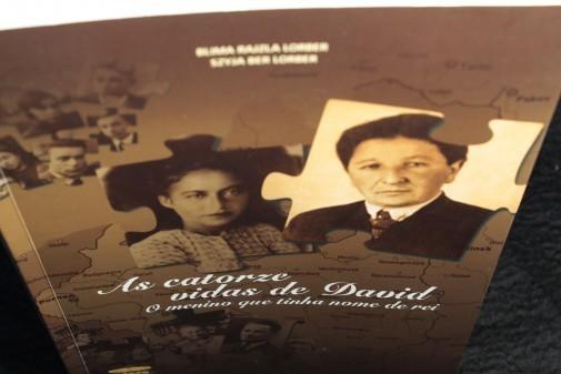 As Catorze Vidas de Davi – Livro