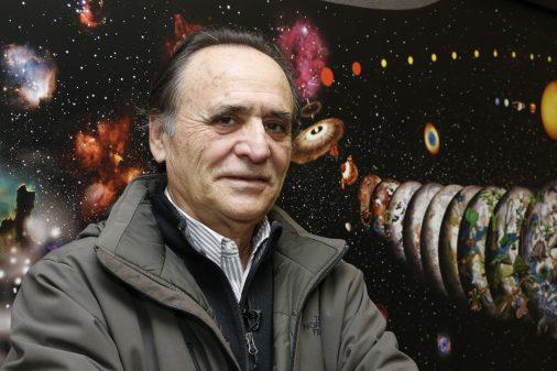 Augusto Damineli Neto – Instituto de Astronomia, Geofísica e Ciências Atmosféricas