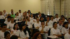Aula inaugural da Faculdade de Direito (FDRP)