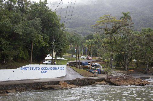 Base de Pesquisa Clarimundo de Jesus do Instituto Oceanográfico – Praia do Lamberto em Ubatuba