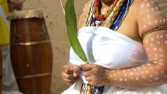 Religião Afro-brasileira - foto Cecília Bastos