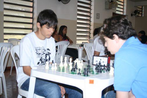 Campeonato de Xadrez do CEFER de 2011