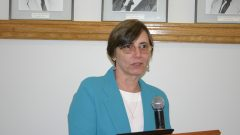 Entronalização da profa. Emilia Campos de Carvalho, como prefeita do campus da USP de Ribeirão Preto, 2006