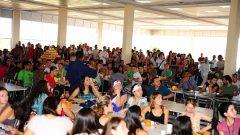 Café da manhã dos calouros de 2012, USP Ribeirão Preto