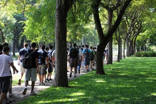 Cotidiano Alunos 2012 – Campus da Capital