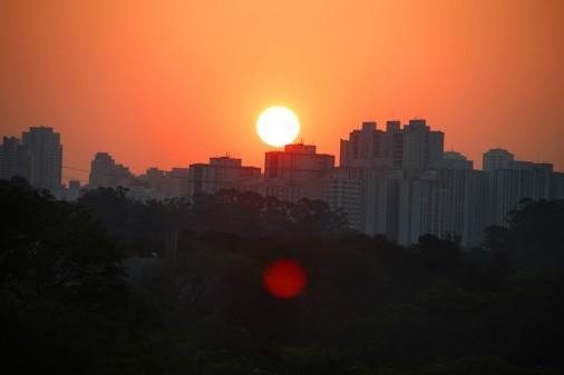 Pôr do Sol – Campus da Capital