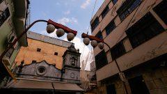 Capela dos Aflitos localizada no bairro da Liberdade para a matéria sobre Prédios tombados pelo Condephaat. Foto: Cecília Bastos/USP Imagem