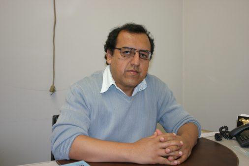 Prof. Carlos Alberto Martinez, da FEARP, 2006