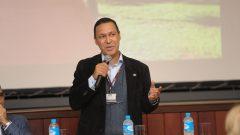Carlos Ferreira dos Santos(diretor da FOB - Bauru) durante a Reunião dos Dirigentes da USP em Bauru . Data: 30 e 31 de julho de 2019. Foto: Cecília Bastos/USP Imagem