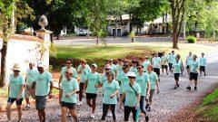 8ª Caminhada da Saúde, do CEFER, 16/04/2012