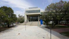 Prédios do Inova USP e Centro de Difusão Internacional