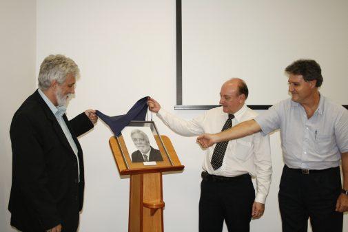 Entronização prof. José Aparecido da Silva, prefeito da USP de Ribeirão Preto