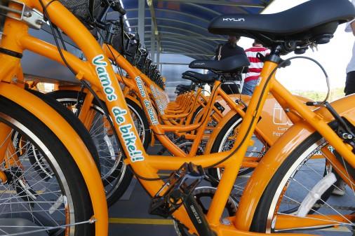 Novo sistema de compartilhamento de bicicletas – Pirassununga