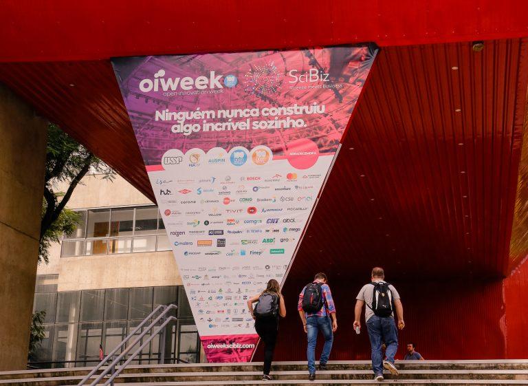 Conferência Oiweek Scibiz