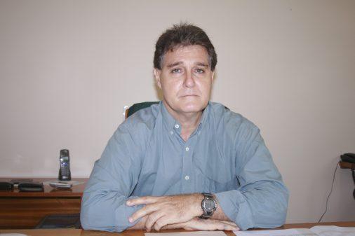 Prof. José Moacir Marin, prefeito do campus de Ribeirão Preto, 2009