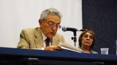 Aula Magna da Faculdade de Filosofia, Letras e Ciências Humanas: Alfredo Bosi