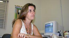 Daniela Sudan, funcionária do USP-Recicla