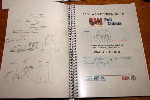 Grande Prêmio de Carrinhos de Rolimã – EP