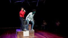 """Peça teatral: """"Do pó ao pó"""". Escola de Arte Dramática (EAD)"""