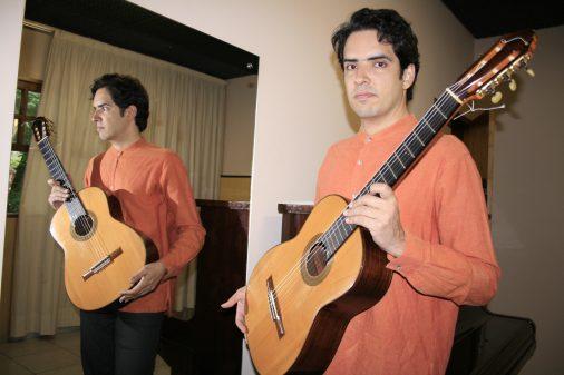 Prof. Gustavo Costa, da ECARP, 2008