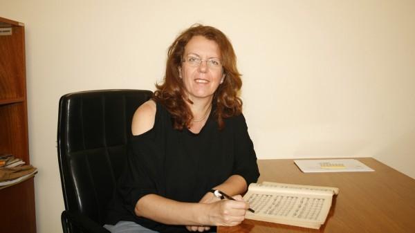 Silvia Maria Pires Cabrera Berg, coordenadora do Departamento de Música da ECA em Ribeirão Preto