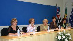 Posse da diretora da EERP, profa Maria das Graças Bomfim de Carvalho, 2006