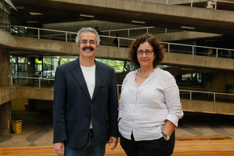 Eugênio Fernandes Queiroga e Ana Lucia Duarte Lanna