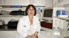 Profa Lucia Helena Faccioli, da FCFRP