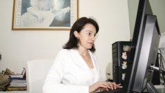 Profa Vera Lanchote, da FCFRP