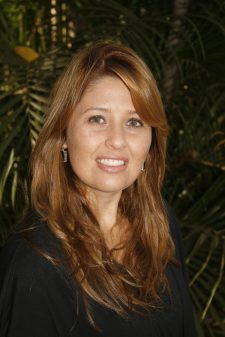 Profa. Flávia Trentini, da FDRP, 2010