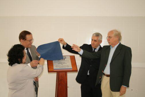 Inauguração do Laboratório Didático II de Química, da FFCLRP, 2010
