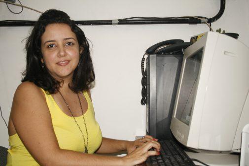 Profa Daniela Gonçalves de Abreu, da FFCLRP
