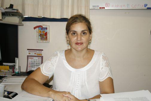Profa. Marina Bazon, da FFCLRP, 2010