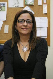 Profa. Vera Navarro, da FFCLRP, 2010