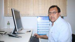 Prof. Carlos Alberto Martinez, da FFCLRP, 2006