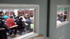 Aula de Filosofia com a professora Silvana Ramos - FFLCH/USP. foto Cecília