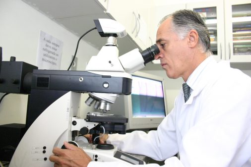 Prof. Wagner Ferreira, da FFCLRP, 2008