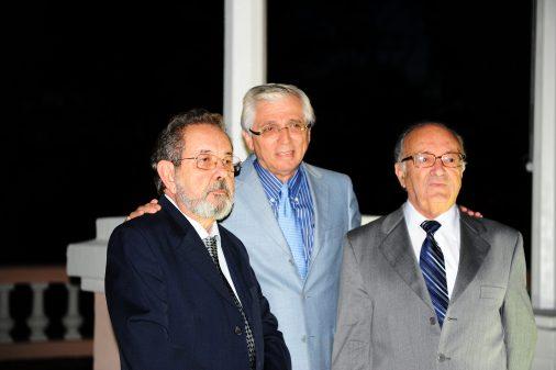 Comemoração de 60 anos do mastro da bandeira da FMRP, 04/03/2012