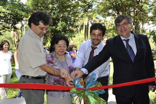 Inauguração do laboratório do Centro de Biologia Sistêmica Integrada (CISBi)