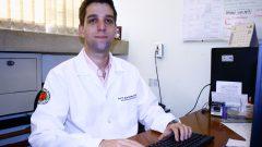 Prof. Ricardo Henrique A. da Silva, da FORP