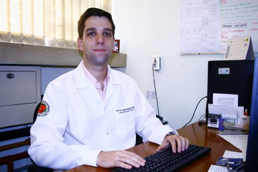 Prof. Ricardo Henrique Alves da Silva, da FORP
