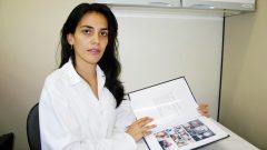 Mestranda Valéria Pontelli Navarro Tedeschi, da FORP