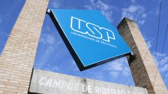Fachada Campus Ribeirão Preto