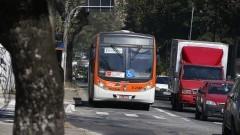 Faixa exclusiva de ônibus