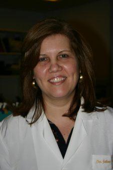 Profa. Juliana Marchetti, da FCFRP, 2008