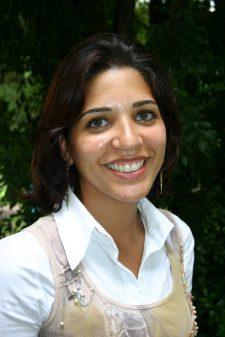 Janete de Almeida, fonoaudiologa, da FMRP, 2008