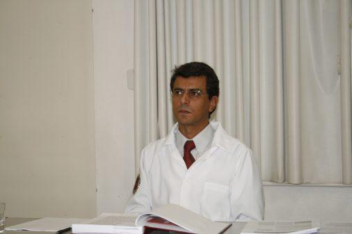 Prof. Gilberto Silva, da FORP, 2009